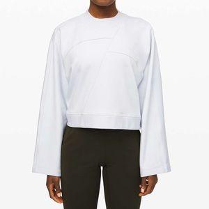 NWOT Lululemon Broken Beats Crewneck sweatshirt